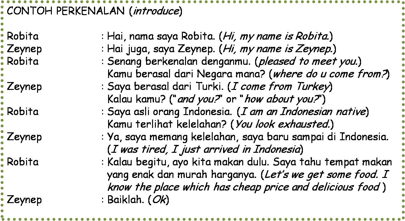 BELAJAR BAHASA INDONESIA EBOOK