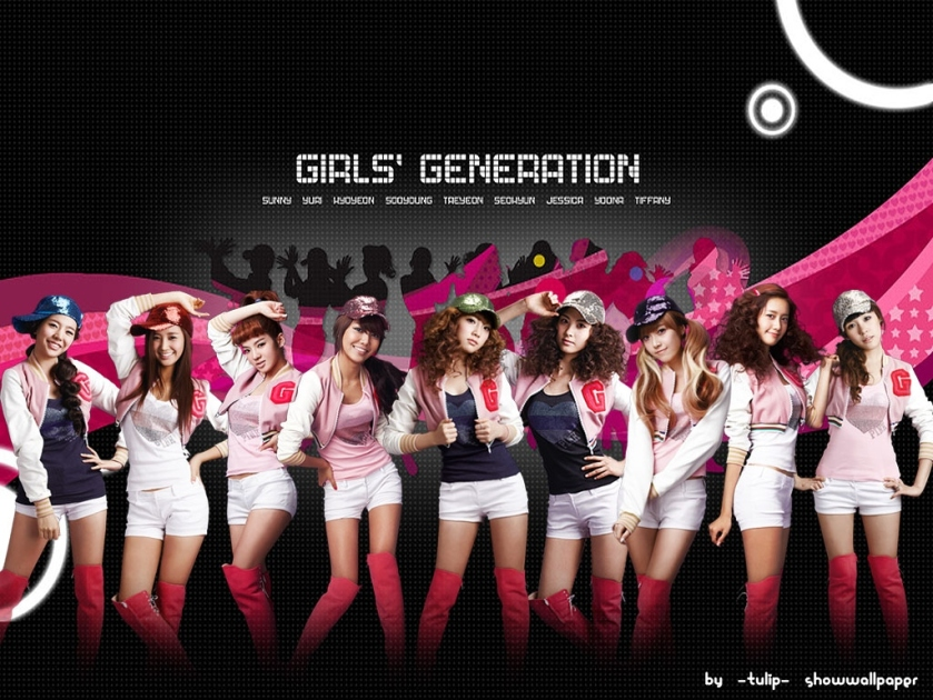 Girls' Generation - Oh!