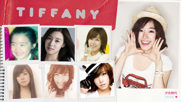 SNSD - Tiffany
