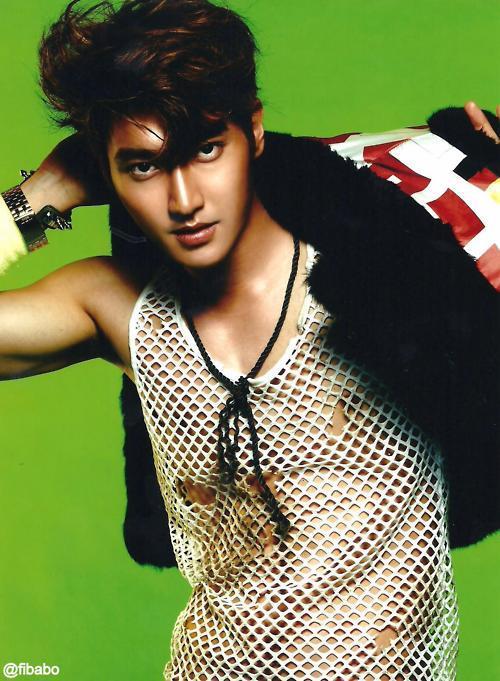 Mr  Simple     Siwon