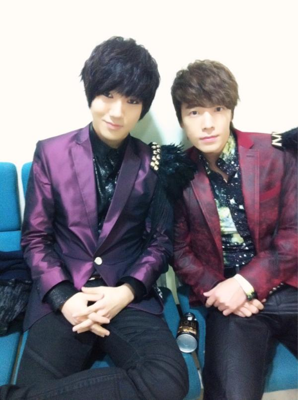 Super Junior Yesung & Donghae
