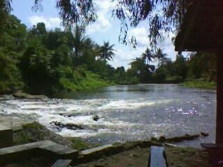 sungai dari 'jejeblugan', Waduk Malahayu