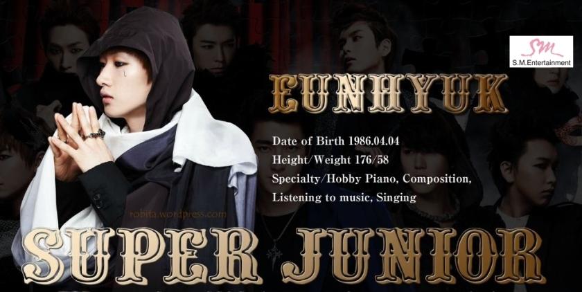 Super Junior - Eunhyuk