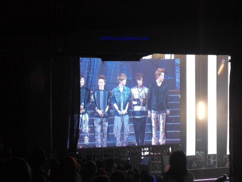 EXO-M in SS4INA day 2