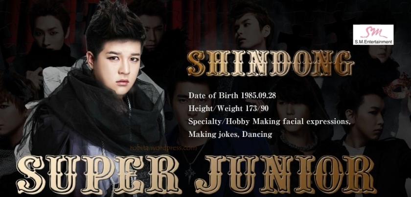 Super Junior - Shindong