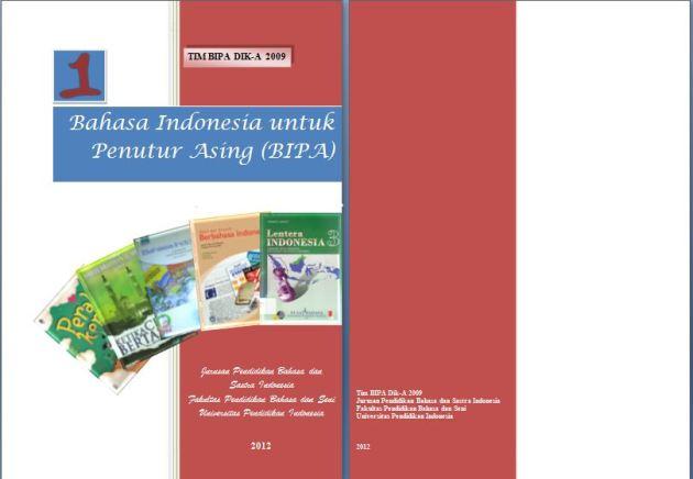Cover Buku BIPA