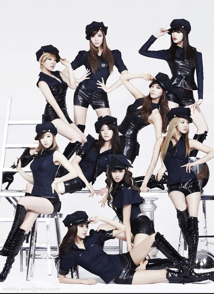 Girls' Generation - Mr. Taxi